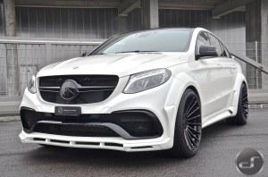 Kit carrosserie HAMANN pour Mercedes GLE Coupé 63 AMG / 63 AMG C292