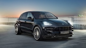Kit carrosserie HAMANN WIDEBODY pour Porsche Macan S / S Diesel (95B) 2014 a 2018