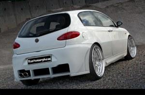 Pare chocs arrière Alfa 147