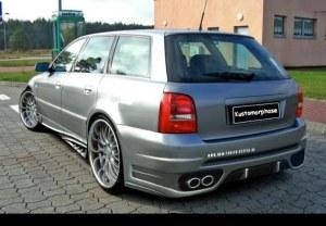 Bas de caisse Audi A4 B5