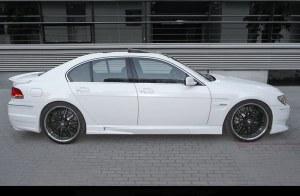 Bas de caisse BMW 7ER E65 FACELIFT