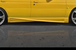 Bas de caisse Ford Escort MK7