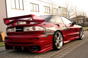 Aileron Shogun 1 Ford Probe