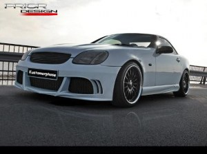 Pare chocs avant Mercedes SLK R170