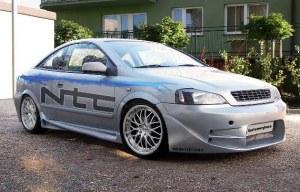 Bas de caisse Opel ASTRA G