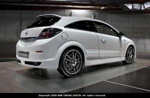 Bas de caisse Opel ASTRA H 2005