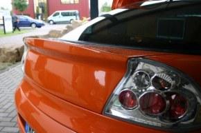 Coffre avec becquet Opel Tigra