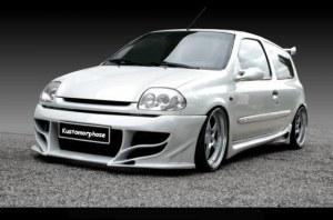 Pare chocs avant renault Clio II