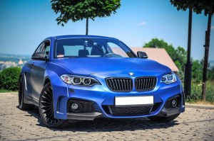 Wide Bodykit BMW serie 2 F22 pour pack M