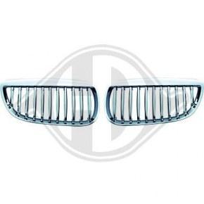 Calandre BMW serie 3 E92 E93 Chromé