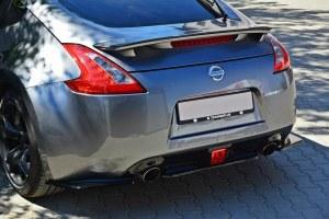 LAME DU PARE CHOCS ARRIERE en 3 parties Nissan 370Z