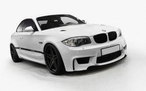 KIT BMW serie 1 E82 E88 look 1M