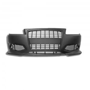 Pare-chocs av Audi A3 8L 96-03 look S3 avec calandre noire