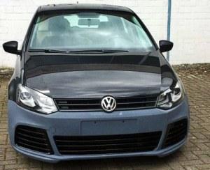 Pare chocs avant pour VW Polo 6R look R20