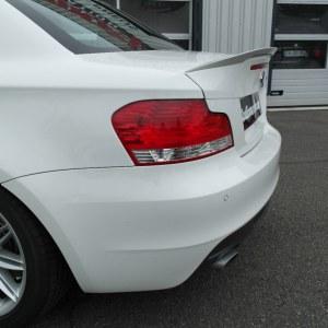 Aileron Becquet BMW série 1 coupe / cabriolet E82 E88