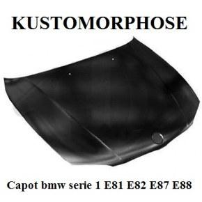 Capot BMW Série 1 E81 E82 E87 E88