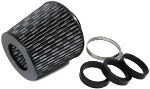Filtres à Air Power- Filter, Carbon, universel, 60/65/70MM