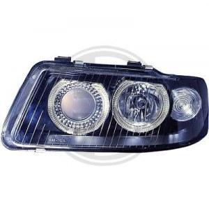 phares design, noir A3 8L