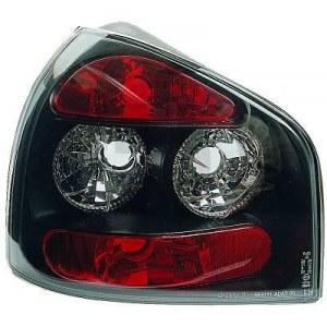 feux arrières design, Lexus Noir A3 8L