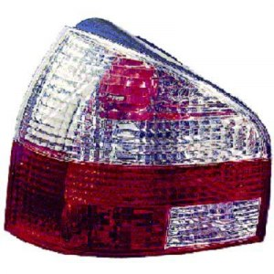 feux arrières design Type M3, rouge/blanc A3 8L