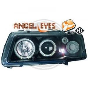 phares design, noir A3 8L ANGEL EYES