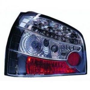 feux arrières design, noir a LED A3 8L