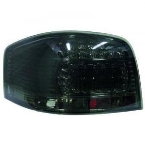 feux arrières design, noir a LED A3