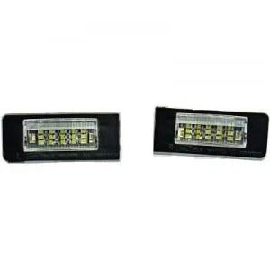 feux de plaque d'immatriculation a LED