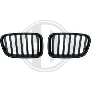 Calandre noire pour BMW X3 F25 2010-2014