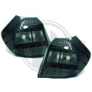 feux arrières a LED, Noir, BMW E87
