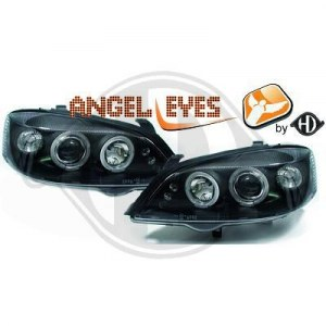 phares Angel Eyes Opel Astra G