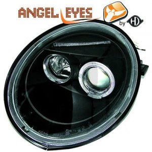 PHARES ANGEL EYES FOND NOIR VW NEW BEETLE (1998/05-2005)