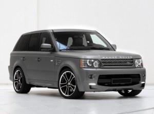 Pare choc av Range Rover Sport startech