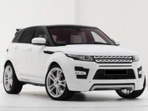 Pare choc av Range Rover Evoque startech