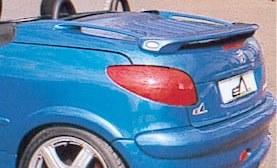 """Becquet de coffre """"VIRTUEL"""" Peugeot 206 CC"""