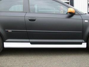 Bas de caisse audi A3 S3 8P 2003 a 2012 uniquement 3 portes et cabriolet