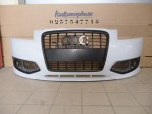Audi a3 8P 03-05 pare choc avant nue look S3