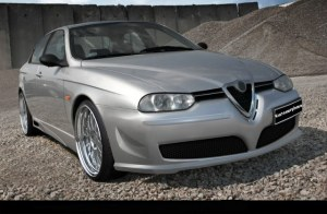 Pare chocs avant Alfa 156