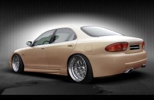 Bas de caisse Universel Mazda Xedos