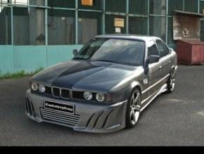 Pare chocs avant BMW E34
