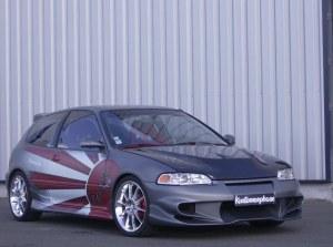 Honda Civic 1.5L HB 3portes