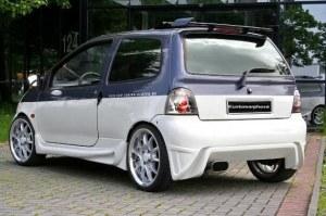 Pare chocs arrière Renault Twingo