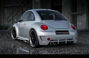 Pare chocs arrière VW Beetle