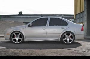 Ba de caisse VW BORA