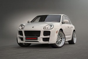 Kit large Porsche Cayenne 955