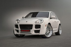 Kit large Porsche Cayenne 955