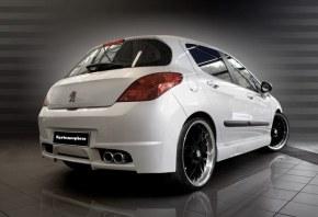 Pare-chocs arrière Peugeot 308