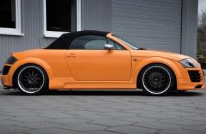 bas de caisse Audi TT 8N