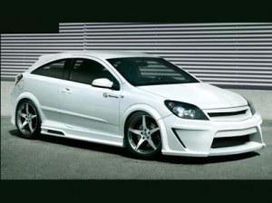 Pare chocs avant Opel Astra GTC 2005->