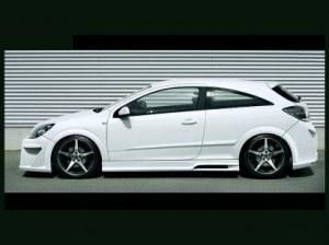 Bas de caisse Opel Astra GTC 2005 ->